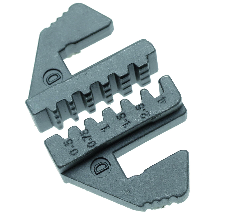 passend für BGS 1410//1411//1412 Crimpbacken für Isolierte Kabelschuhe